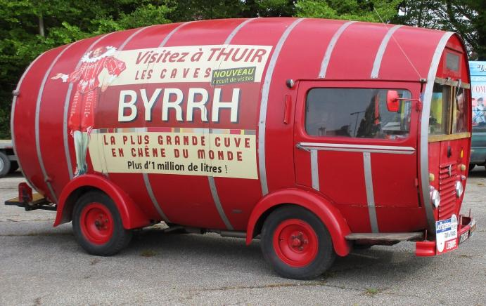 Camion byrrh