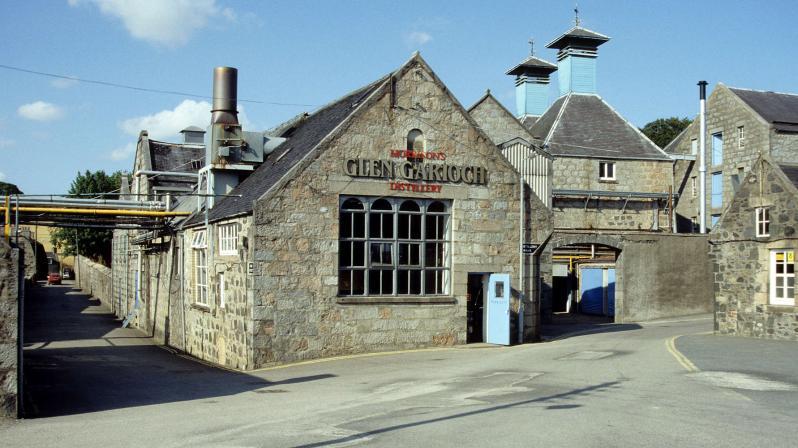 Glen distill