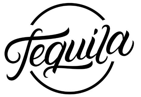 Logo tequila