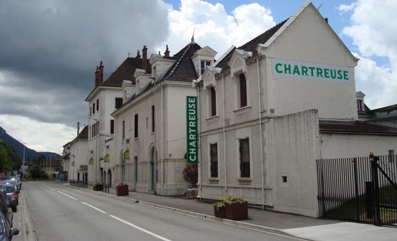 Maison chartreuse