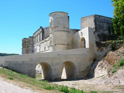 Chateau bouteville