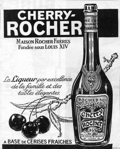 Cherry rocher 1923