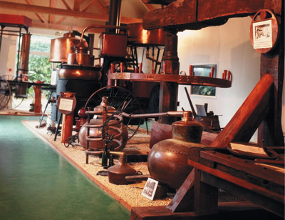 Distillerie famille musee