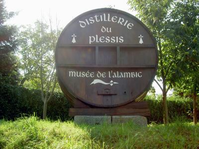 Distillerie famille tonneau