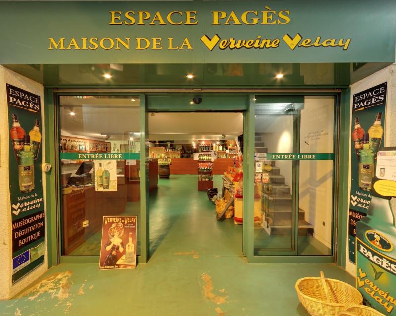 Espace pages