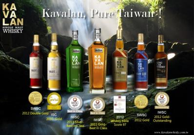 Kavalan whisky featured