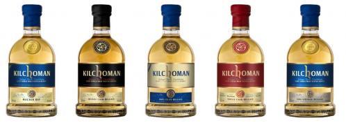 Kilchoman20range