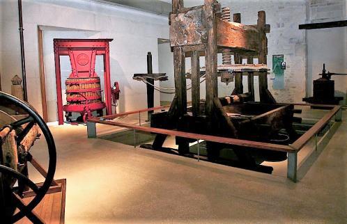 Musee pressoir