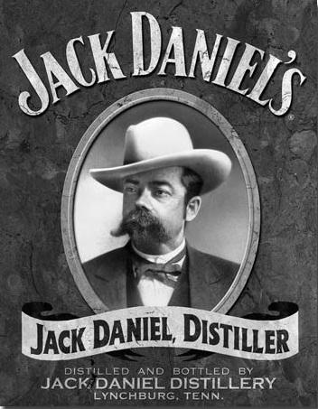 Portrait jack daniels