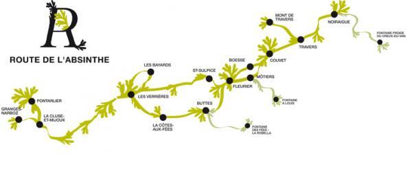 Route absinth