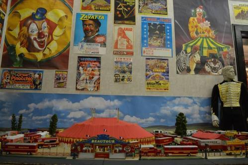 Visite cirque
