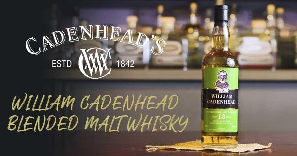 William cadenhead blend fb